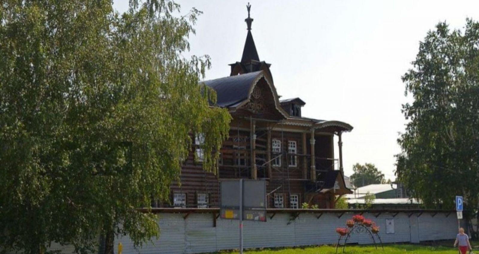 В Барнауле купили исторический особняк «Русский чай» за 15,6 млн рублей