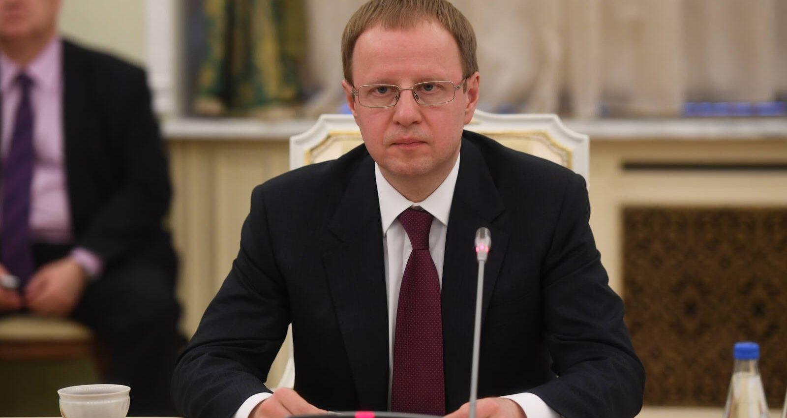 Виктор Томенко перешел на обычный режим работы